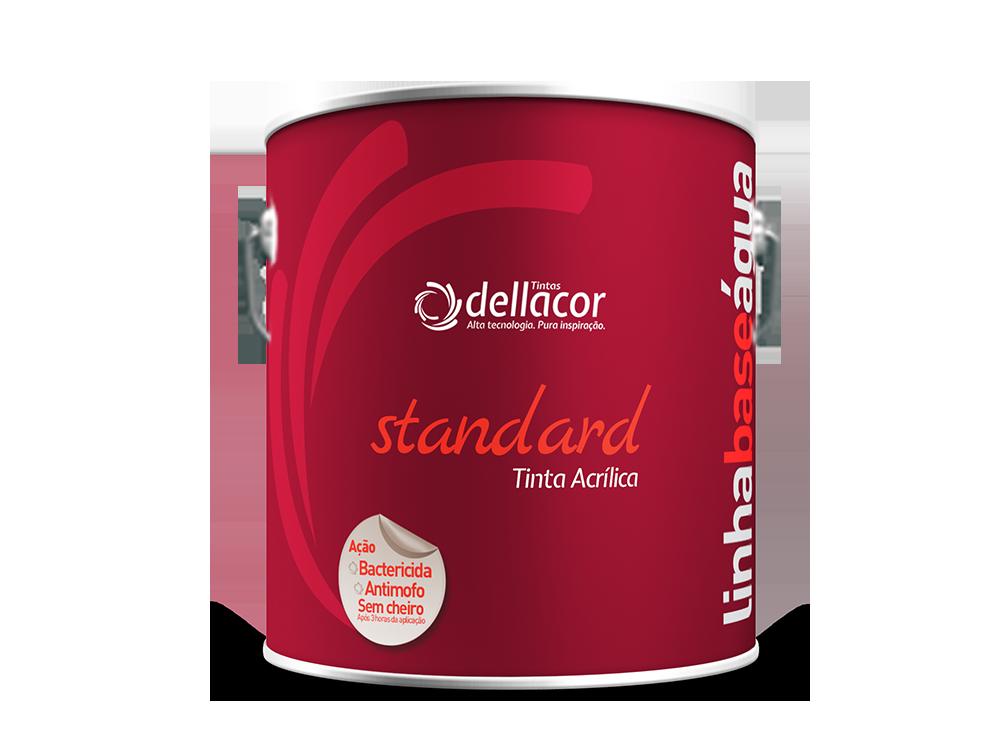 Tinta Acrílica Della Premium