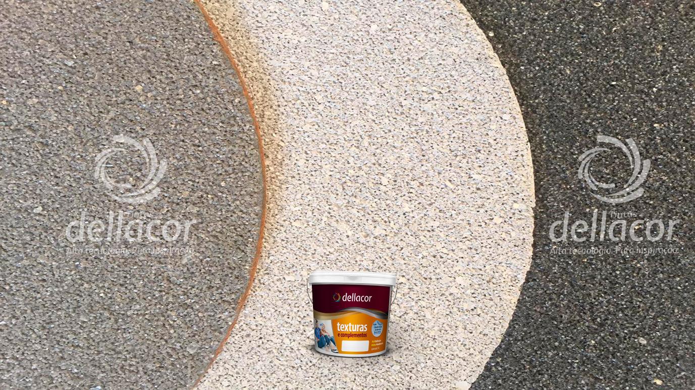 Textura quartzo Dellacor Castelo de areia